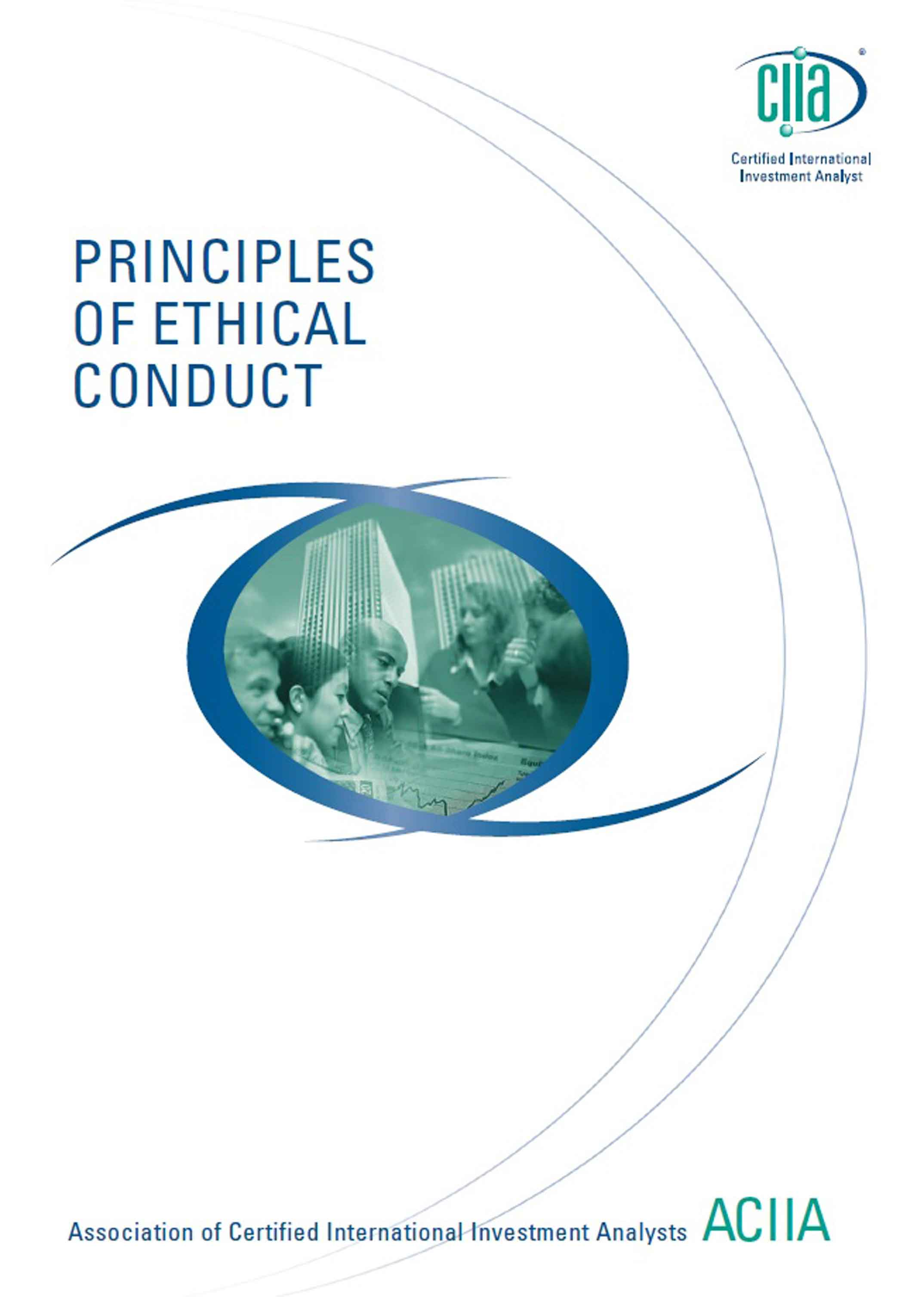 ACIIA Principles of Ethical Conduct (英語原文)